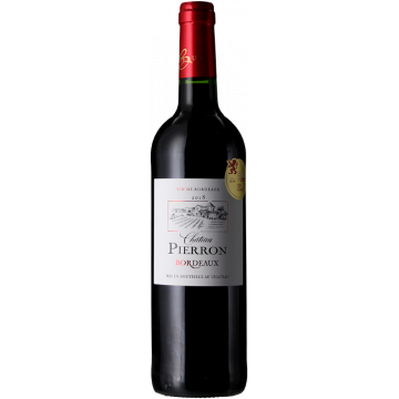 Product image of CHATEAU PIERRON 2018 from Vinatis UK