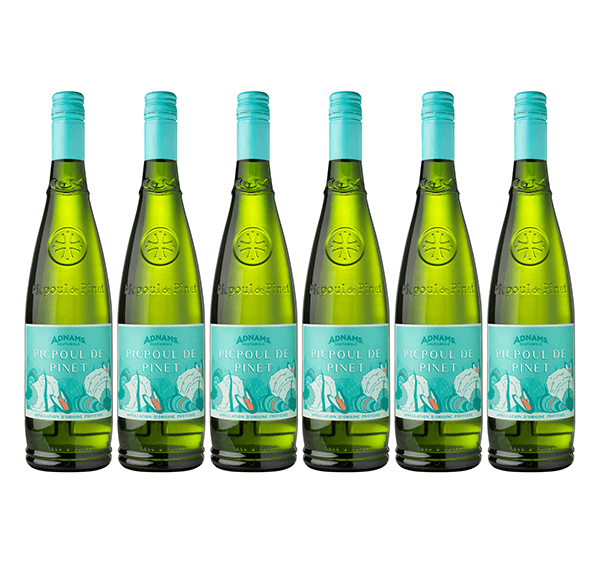 Product image of 6 x Adnams Picpoul de Pinet 2019 from Adnams